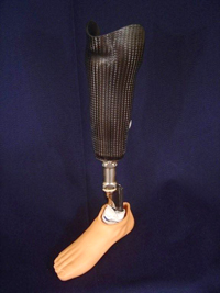 Below Knee prostheses from Northern Prosthetics
